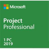 Microsoft Project Professionnel 2019
