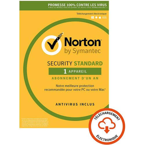Norton Security Standard OEM - 1 Postes
