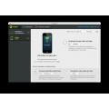 Intego Mac Premium Bundle X9 Interface iPhone