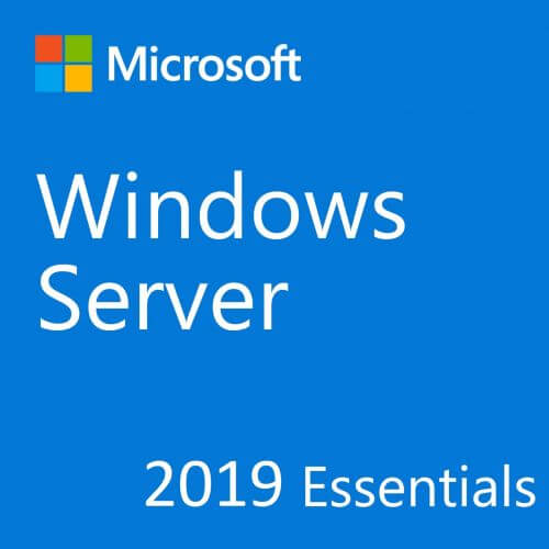 Achat clé Windows Server Essentials 2019
