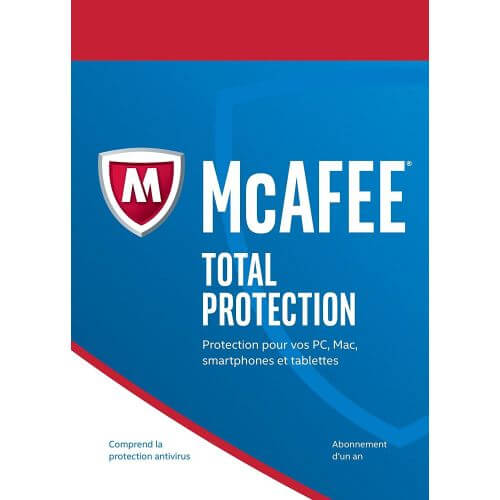 Mcafee Total Security 2017
