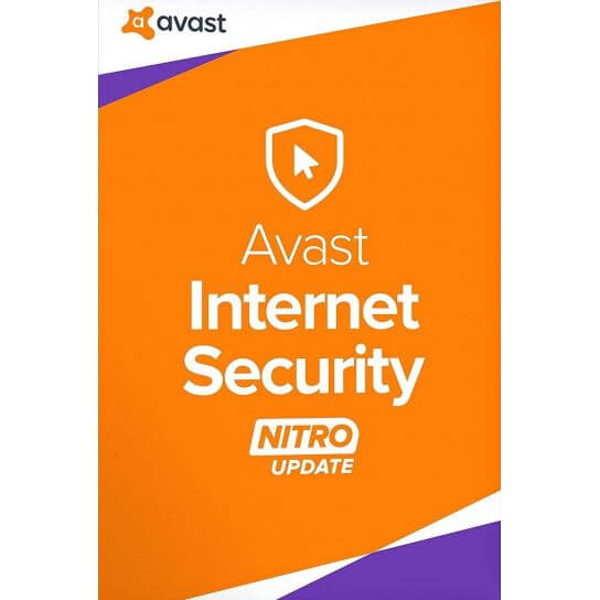 AVAST INTERNET SECURITY 2017 (1,2,3 Postes)