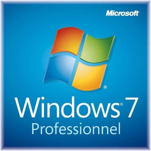 Windows 7 Professionnel - (64Bits)