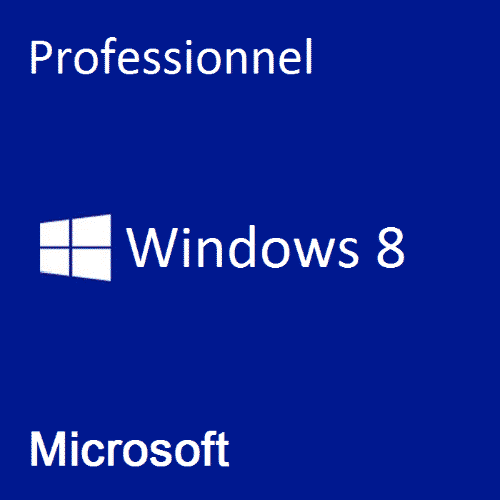 Windows 8 Professionnel
