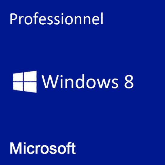 Windows 8 Professionnel