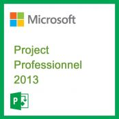 Microsoft Project Professionnel 2013