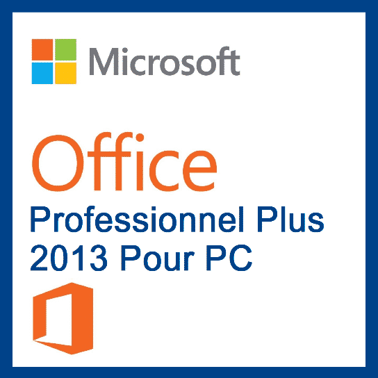 Office Professionnel Plus 2013