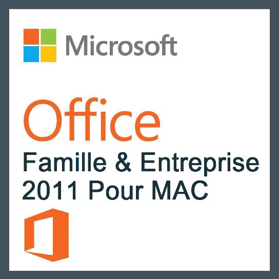 Office Famille Et Petite Entreprise 2011 - MAC