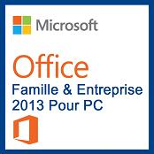 Microsoft Pack Office Famille et Petite Entreprise 2013