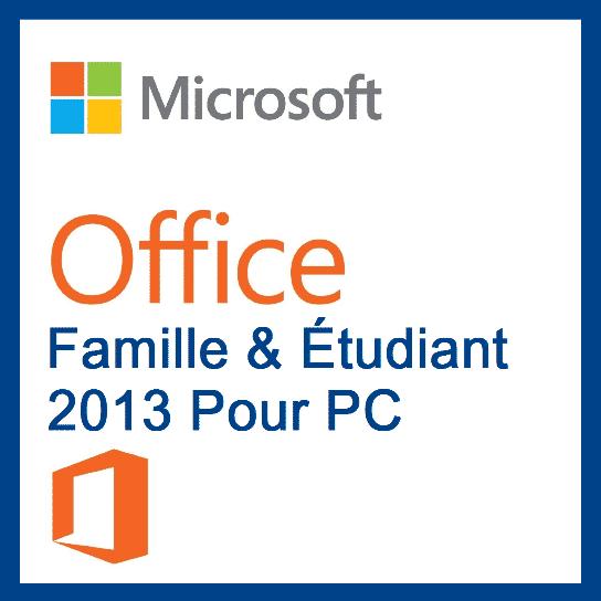 Office Famille et Étudiant 2013