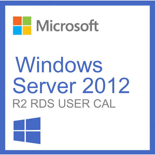 Windows Server 2012 R2 RDS 5 Users CAL
