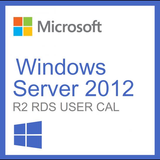Windows Server 2012 R2 RDS 5 Users CAL