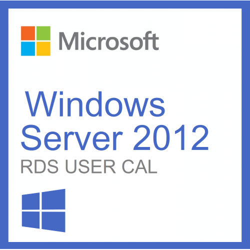 Windows Server 2012 RDS/TSE User CAL
