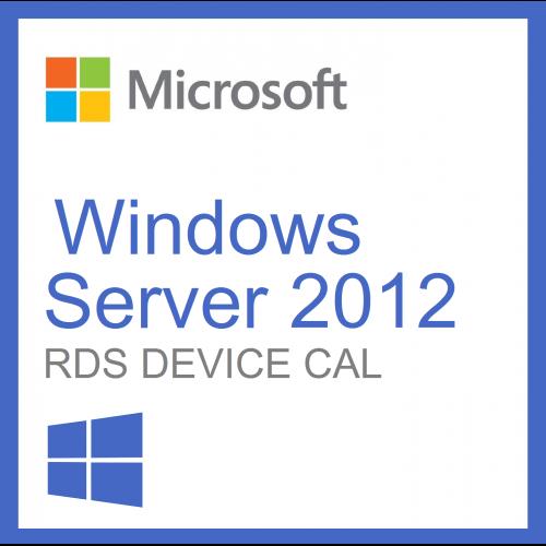 Windows Server 2012 RDS DEVICE CAL