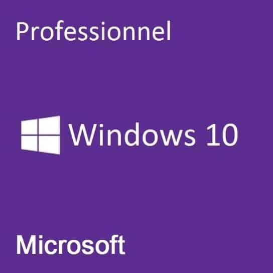 Windows 10 Professionnel