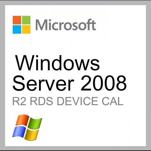 Windows Server 2008 R2 RDS DEVICE CAL