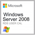 Windows Server 2008 RDS User CAL