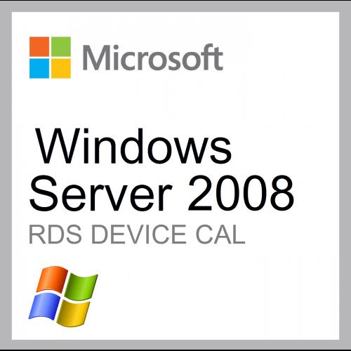 Windows Server 2008 RDS/TSE DEVICE CAL