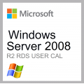 Windows Server 2008 R2 RDS User CAL