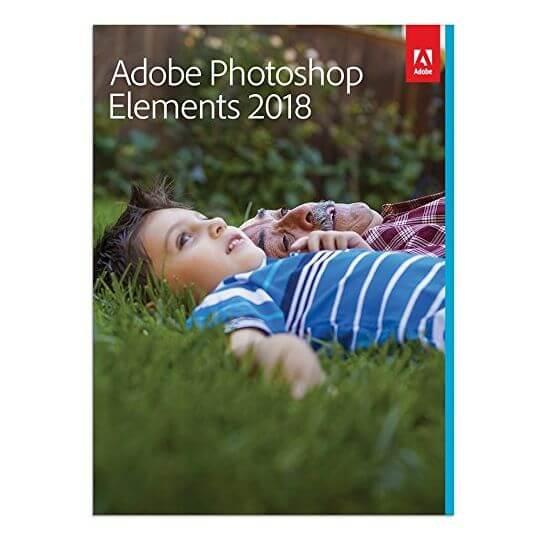 Adobe Photoshop Elements 18