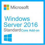 Windows Server Standard 2016 - Core Add-on