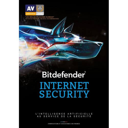 Bitdefender Internet Security 2018