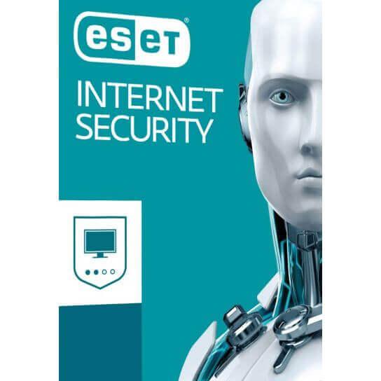 Eset Internet Security 2018 (1,2,3 Postes)