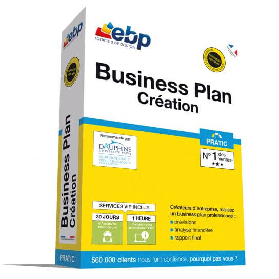 EBP Business Plan Pratic 2018 + Services VIP