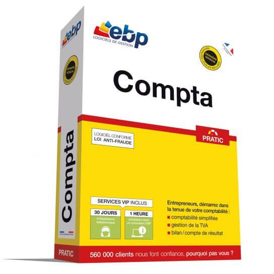 EBP Compta Pratic + VIP - 2018