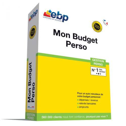 EBP Mon Budget Perso 2018