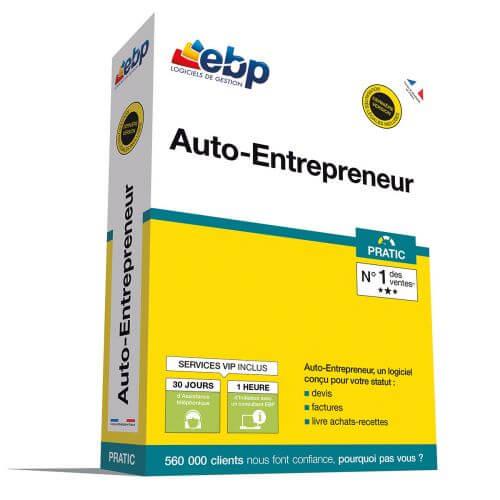 EBP Auto-Entrepreneur Pratic 2018 + Services VIP