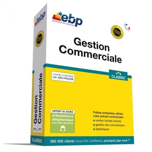 EBP Gestion Commerciale Classic