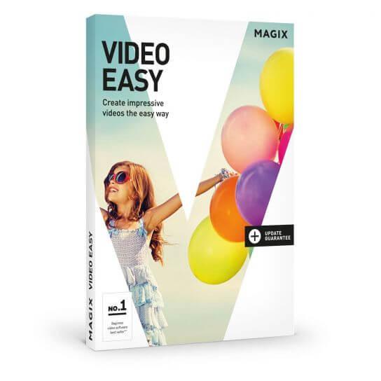 MAGIX Video Easy 6 HD
