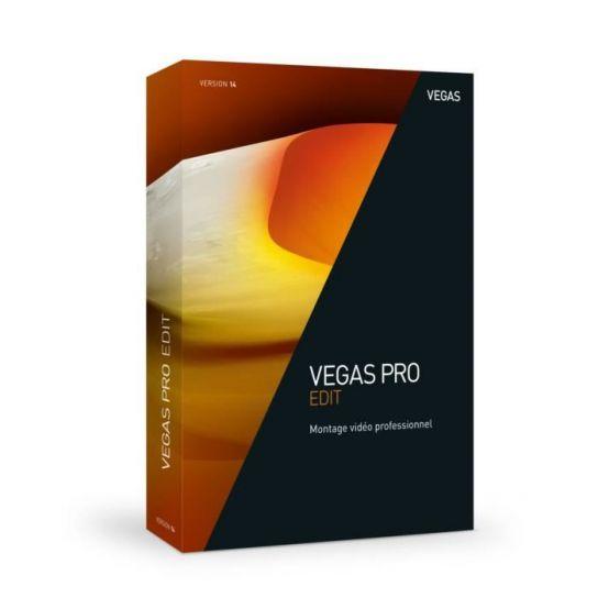 VEGAS Pro 14 EDIT