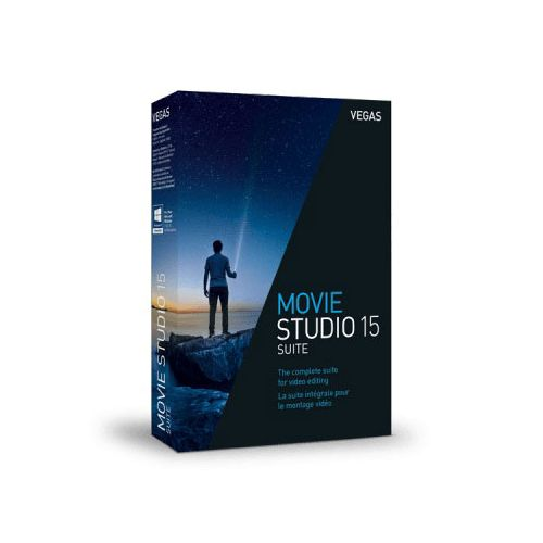MAGIX Vegas Movie Studio 15 Suite