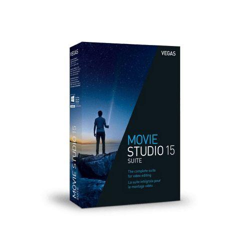 MAGIX Vegas Movie Studio 15 Suite