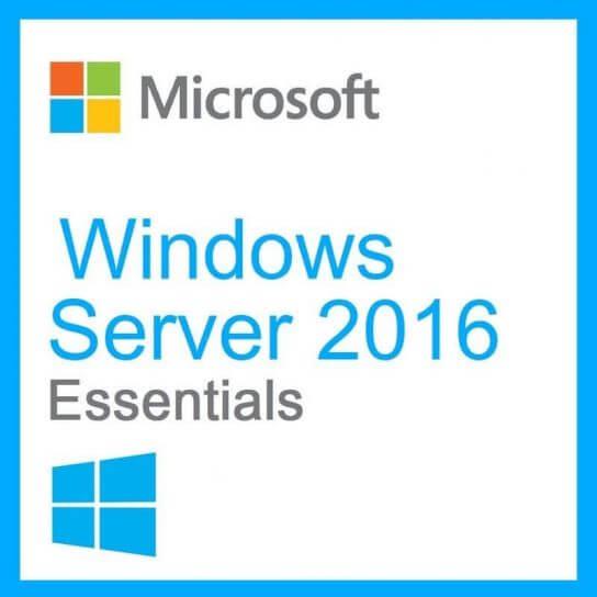 Windows Server Essentials 2016
