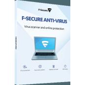 F-Secure Anti-Virus 2019