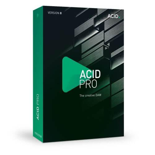 ACID Pro 8