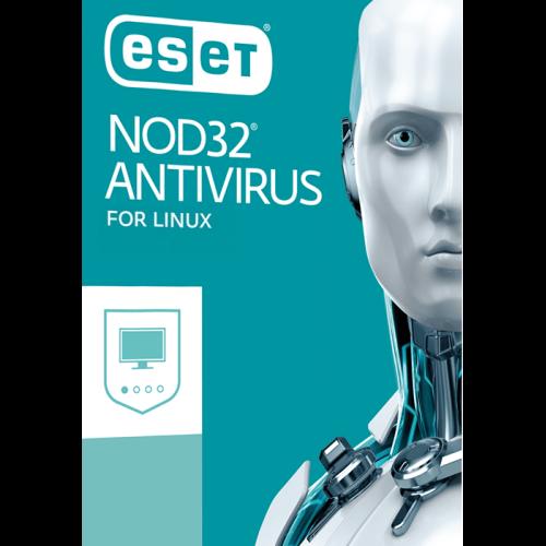 ESET NOD32 Antivirus pour LINUX 2018