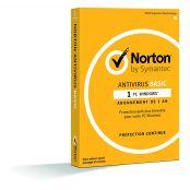 Norton Antivirus Basic 2018 - 1 Appareil