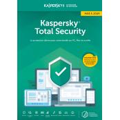 Kaspersky Total Security Mise à jour 2019