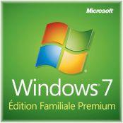 Windows 7 Familiale Premium - (32 Bits)