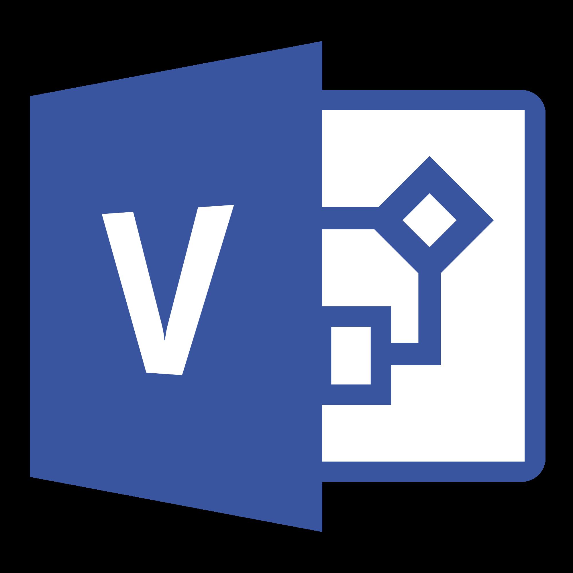 Microsoft viso pro 2016